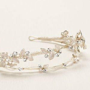 Gorgeous Bridal Headband/Tiara